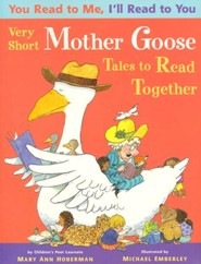 You Read to Me, I'll Read to You: Very Short Mother Goose Tales to Read Together Paperback