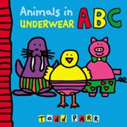 Animals in Underwear ABC  -     By: Todd Parr