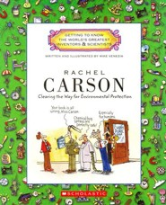 Getting to Know the World's Greatest Inventors & Scientists: Rachel Carson