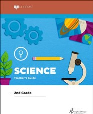 Lifepac Science, Grade 2, Teacher's Guide