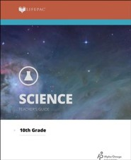 Lifepac Science, Grade 10 (Biology), Teacher's Guide