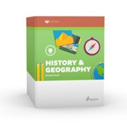 Lifepac History & Geography Workbook Set, Grade 1