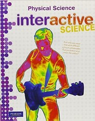 Pearson Physical Science: Interactive Science Workbook (Grades 6-8)
