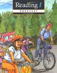 BJU Reading Grade 1 Student Worktext (3rd Edition)