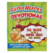 Super Heroes Devotional