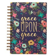 Grace Upon Grace Journal, Wirebound