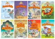 The Adventures of Adam Raccoon 8 Volume Set
