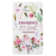 Promises From God For Mothers, Lux Leather, Floral