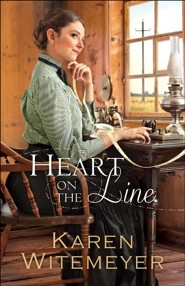 Heart on the Line, Ladies of Harper's Station Series #2