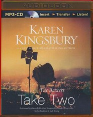 The Baxters Take Two - unabridged audio book on MP3-CD