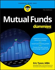 Mutual Funds For Dummies  -     By: Eric Tyson