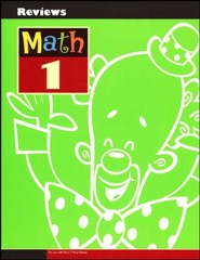 BJU Math 1 Reviews, Third Edition