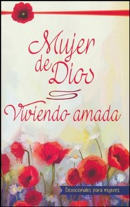 Viviendo Amada, Libro Devocional (Living Loved, Devotional Book)