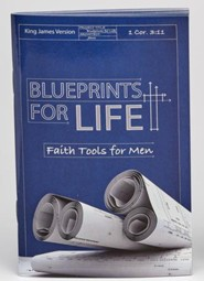 Blueprints For Life, Pocket-Size Devotion Book, KJV