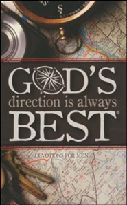God's Direction is Always Best Devotion Book