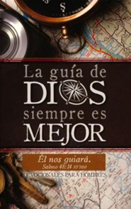 La guía de Dios siempre es mejor, libro devocional  (God's Direction is Always Best Devotion Book)