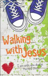 Walking with Jesus Activity Book