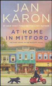 At Home in Mitford, mass market edition #1