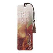 Blessed Retirement, Genesis 28:15, Bookmark with Tassel