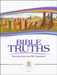 BJU Bible Truths Level B (Grade 8), Student Edition, Third Edition
