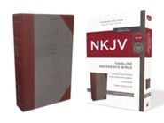 Hardcover Gray / Red Red Letter