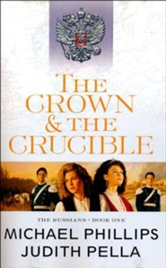 #1: The Crown and the Crucible, repackaged