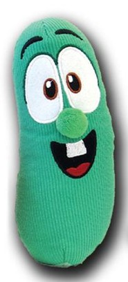 VeggieTales Bean Plush, Larry