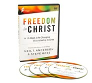 Freedom in Christ DVD, repackaged edition: A 10-Week Life-Changing Discipleship Course