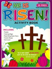 He Is Risen!: Activity Book and Free Album Download