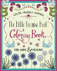 The Bible Promise Book Coloring Book: For Hope & Healing