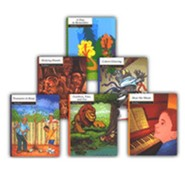 BJU Reading Grade 1 Reader Set (Third Edition)