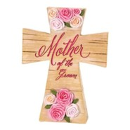 Mother of the Groom Tabletop Cross