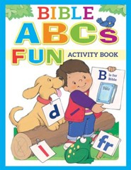 Bible ABCs Fun Activity Book  -     By: Kim Mitzo Thompson, Karen Mitzo Hilderbrand, Twin Sisters.