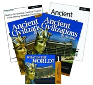 History Revealed: Ancient Civilizations & the Bible  Essentials Pack
