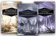The Prince Warriors Series, Volumes 1-3