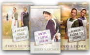 The St. Lawrence County Amish Series, Volumes 1-3
