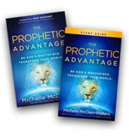 The Prophetic Advantage, Book & Study Guide