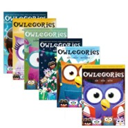 Owlegories Volumes 1-6, 6-DVD Bundle