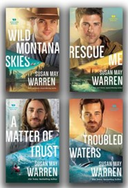 Montana Rescue Series, Volumes 1-4