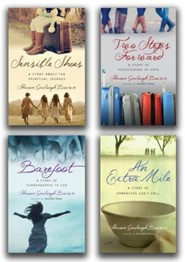Sensible Shoes Series, 4 Volumes