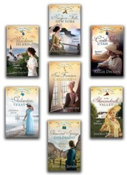My Heart Belongs Series, 7 Volumes