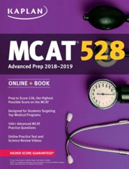 MCAT 528: Advanced Prep for Advanced Students