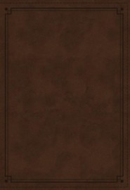 Imitation Leather Brown Book Red Letter Thumb Index