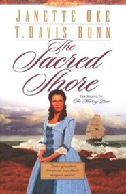 The Sacred Shore, Song Of Acadia Series #2, Paperback