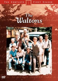 The Waltons: Season 1, DVD