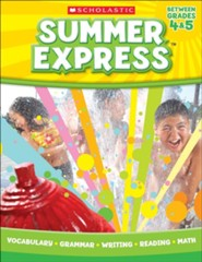 Summer Express 4-5  -     By: Scholastic