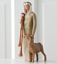 Willow Tree &#174 Nativity, Zampognaro