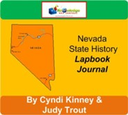 Nevada State History Lapbook Journal - PDF Download [Download]