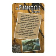 A Fisherman's Prayer Pocket Card