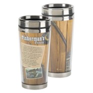 A Fisherman's Prayer Stainless Steel Travel Mug